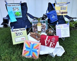 Harbor Country Rotary basket